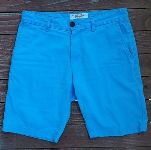 Original Penguin Light Blue Shorts